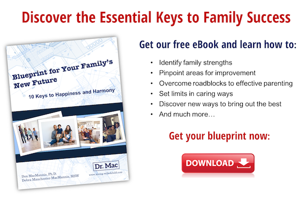 Essential Keys to Family Success Blueprint